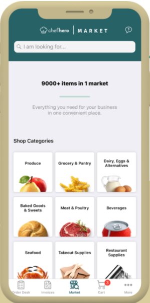 Online Platform and Web App